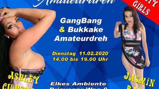 Amateur Gangbang Film