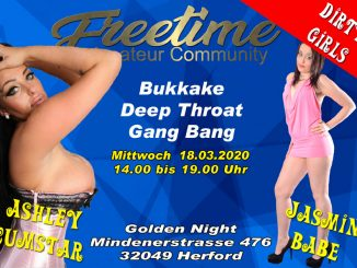 GangBang Filmdreh golden Night